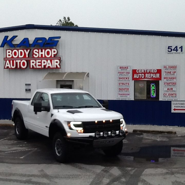 Kars Auto Paint Body Shop Repairs Done Right